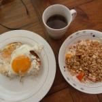 Frühstück ala Thömmel